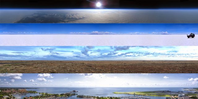 horizons-flatearth