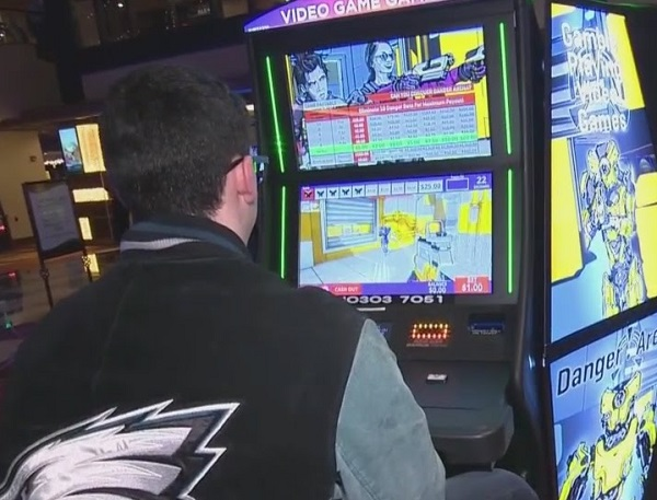 The First Video Slot