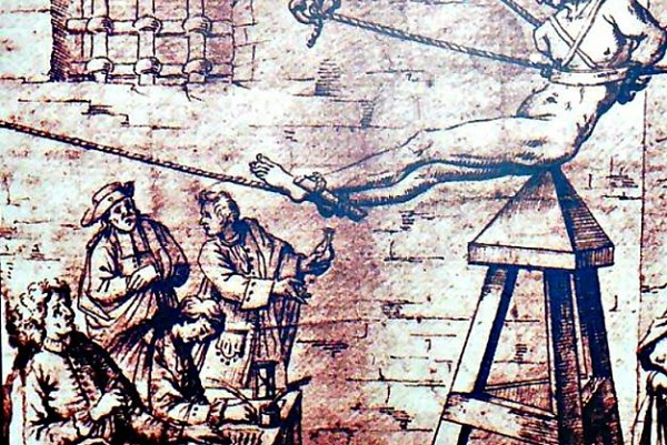 Judas' Cradle