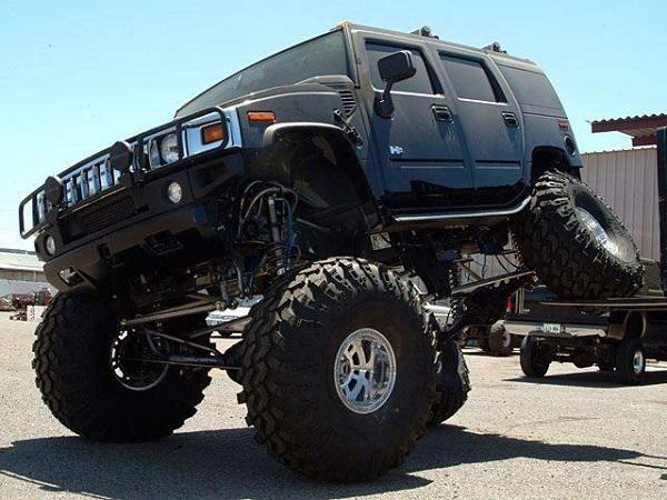 Monster Truck Hummer