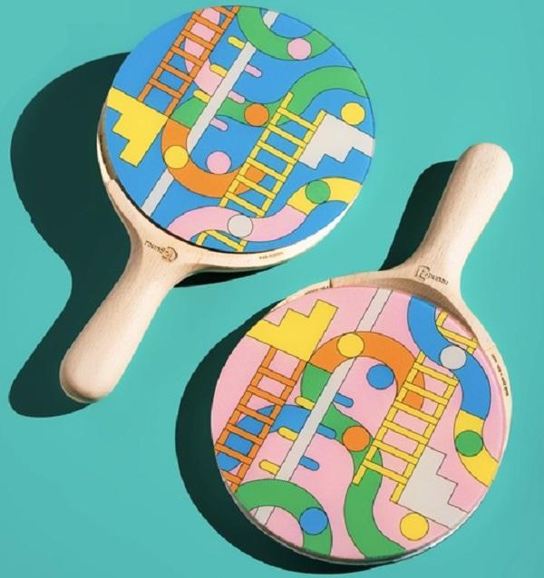 Playpal Ping Pong Paddles
