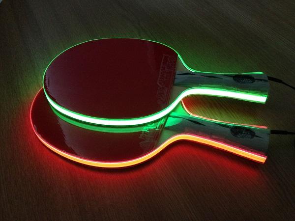 LED Ping Pong Paddles
