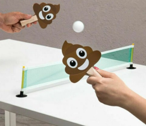 Ten of The Worlds Most Crazy and Unusual Ping-Pong Paddles