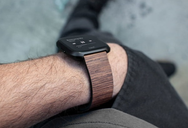 Bandly Wooden Smartwatch Band