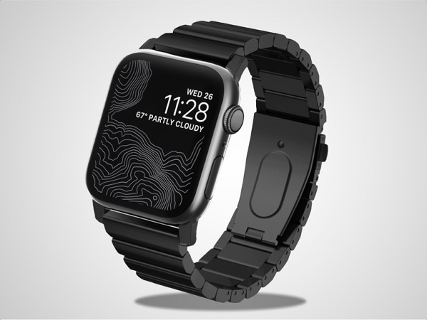 Full-Metal Smartwatch Band