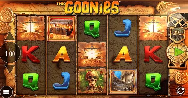 The Goonies Video Slots