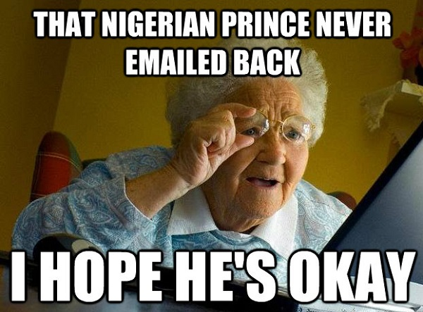 Ten Of The Very Worst Nigerian Scammers Ever Exposed