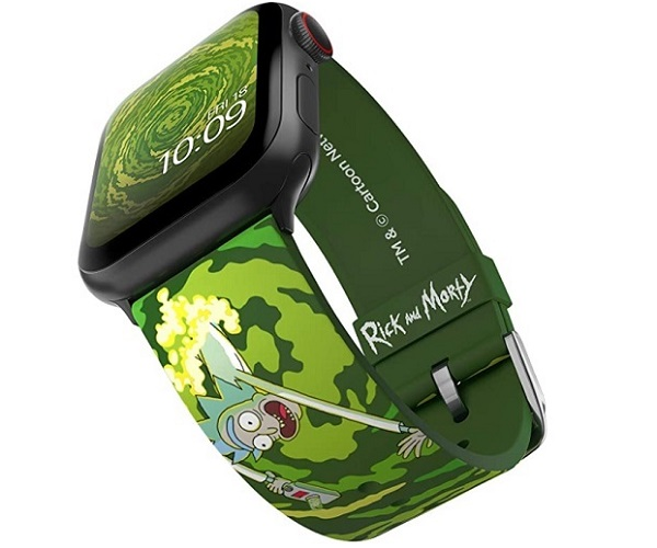 Rick and Morty Smartwatch Band