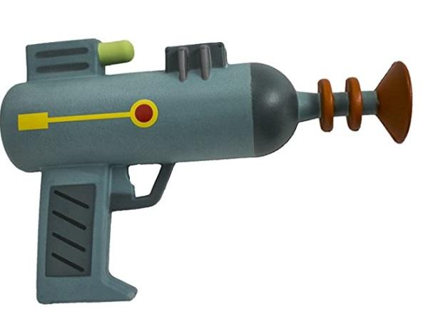PhatMojo Rick and Morty Foam Costume Laser Gun Gray