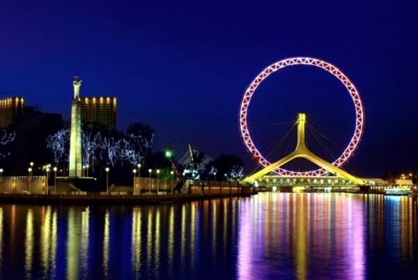 Yongle Bridge, China