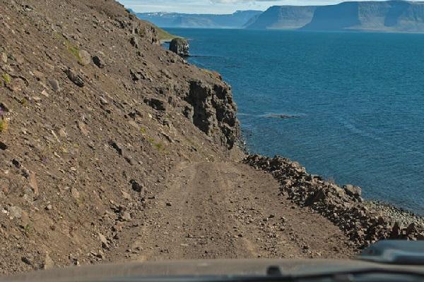 Svalvogar Road), Iceland