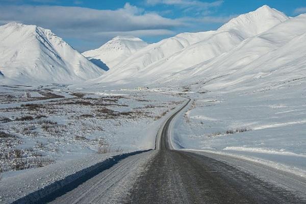 Dalton Highway, Alaska - 70+ Lives Lost