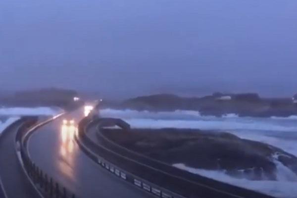 Atlantic Ocean Road, Norway - 30+ Lives Lost
