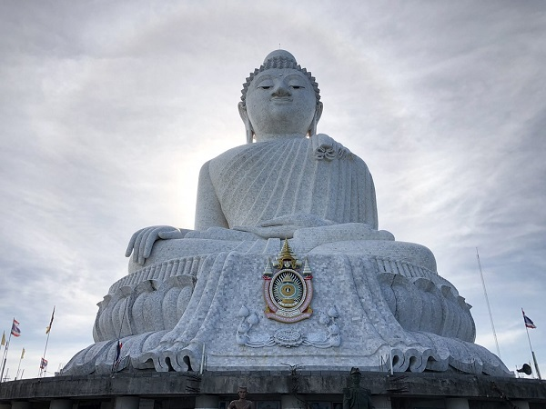 Great Buddha of Thailand, Thailand - Height: 92m (302ft)