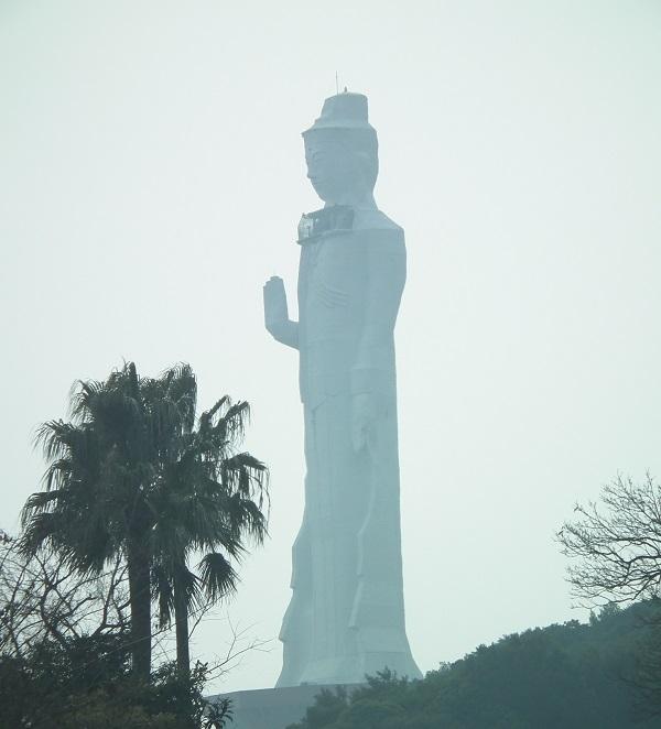 Awaji Kannon, Japan - Height: 80m (260ft)