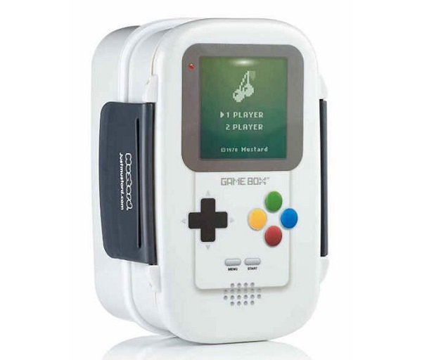 Nintendo Gameboy Insulated Lunch Box