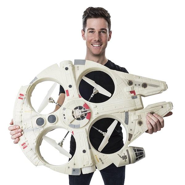 Star Wars Millennium Falcon XL Flying Drone