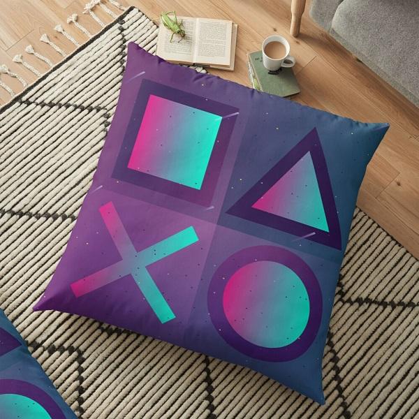 PlayStation Icon Cushion