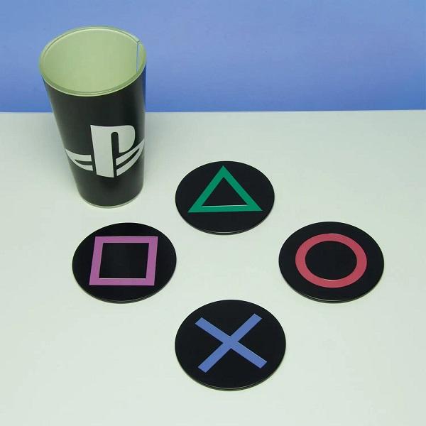 PlayStation Icon Coasters
