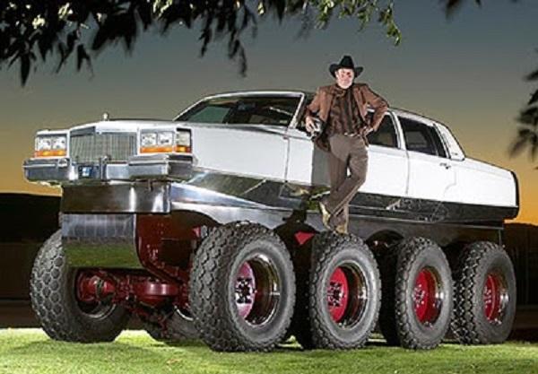 Monster Truck Limousine