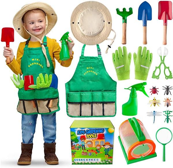 Norsy Toys Kids Garden Tool Set