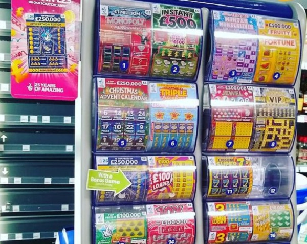 Ten Ways to Increase Your Odds of Winning With Scratch Cards