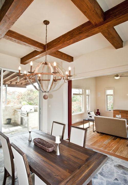 Modern Urban Farmhouse In Texas Top Timber Homes