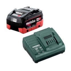 Metabo battery and chargers