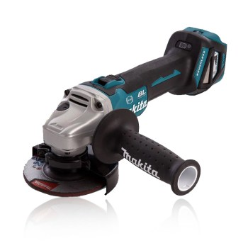 Toptopdeal Makita DGA463Z 18V LXT Cordless Brushless 115mm Angle Grinder Body Only-2
