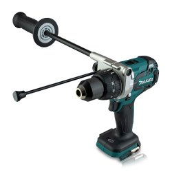Toptopdeal-Makita-DHP481Z-18V-LXT-Cordless-Brushless-Combi-Hammer-Drill-Driver-Body-Only
