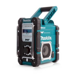 Toptopdeal-co-uk MAKITA DMR112 18V LXT 10 8V CXT BLUETOOTH & DAB DIGITAL JOB SITE RADIO