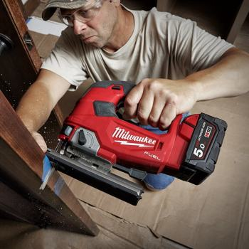 Toptopdeal milwaukee m18fjs 0x 18v brushless fuel top handle jigsaw body only 4