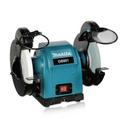 Toptopdeal-co-uk MAKITA BENCH GRINDER GB801 205MM