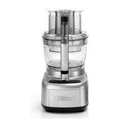 Toptopdeal Cuisinart 2 Bowl Food Processor Stainless FP1300SU