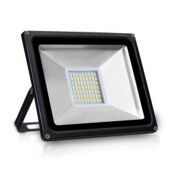 Toptopdeal 30W LED Flood Lamp 2400LM Wall Floodlights
