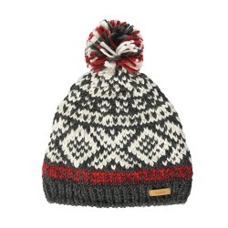 Toptopdeal-Barts-Log-Cabin-Beanie-Beret