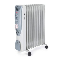 Toptopdeal-PureMate-2500W-Oil-Filled-Radiator-11-Fin-–-Portable-Electric-Heater-–-3-Power-Settings