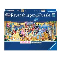 Toptopdeal-Ravensburger-Disney-Panoramic-1000-Piece-Jigsaw-Puzzle-for-Adults-&-for-Kids-Age-12-and-Up