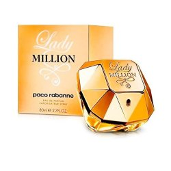 Toptopdeal-uk-Paco-Rabanne-Lady-Million-Eau-de-Parfum-Spray-For-Women-30Ml