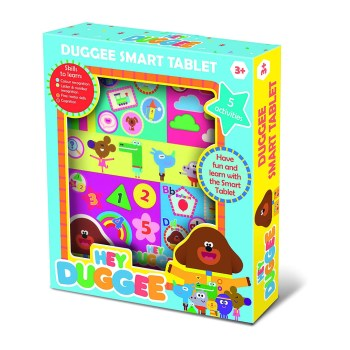toptopdeal Hey Duggee HD21 Smart Tablet