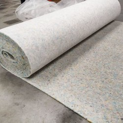 toptopdeal Luxury 8mm Thick PU Carpet Underlay Rolls -11m Long -1