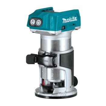 toptopdeal Makita XTR01Z 18V LXT Lithium-Ion Brushless Cordless Compact Router