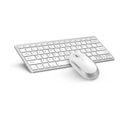 toptopdeal Wireless Keyboard and Mouse, Jelly Comb KUT019 2