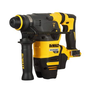 toptopdeal-Dewalt DCH333NT-XJ XR Flex Volt SDS-Plus Bare Hammer 1 W 54 V Yellow Black, Unit No Battery or Charger