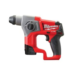toptopdeal-Milwaukee M12CH-0 Fuel SDS Hammer Drill