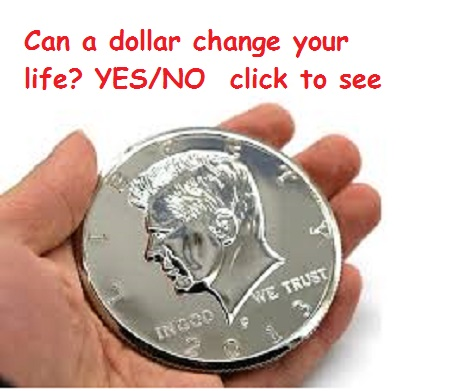 dollar The Dollar of your Life
