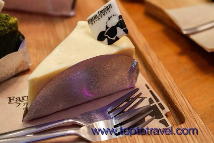 ชีสเค้กญี่ปุ่นแท้ๆ-ชีสเค้กญี่ปุ่น