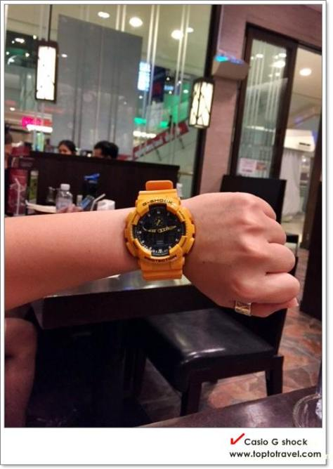 Casio-G shock-8