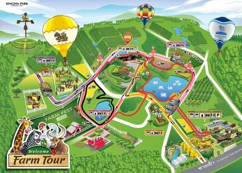 Farm tour singha park