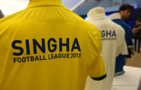 Singha Football League 1-10